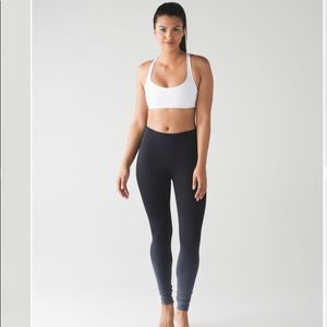 Lululemon Wunder Under hi rise ombre leggings